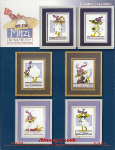 Mitzi The Duck Cross Stitch Pattern