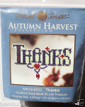 Thanks  - Mill Hill Autumn Harvest Kit