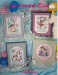 Sentimental Clowns Cross Stitch