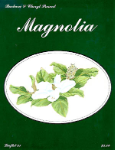 Magnolia Cross Stitch by Barbara and Cheryl