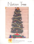 Notion Tree Cross Stitch Pattern