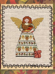 FREE Angel - Angel of Autumn Pattern