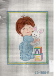 Baby and Bunny 12 ct