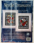 Fruits and Berries - 2 Designs - Stamped Cross Stitch Kit