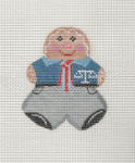 Lawyer Gingerbread 18ct