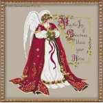 Christmas Blessing Angel