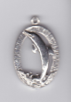 Dolphin Charm - Silver