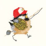 Chickadees: Fisherman Chick XS Pattern
