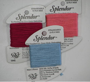 Splendor Silk Thread: 800-899