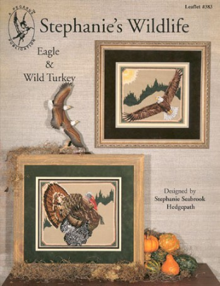 Eagle and Wild Turkey