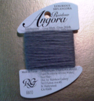 Angora Thread by Rainbow Gallery