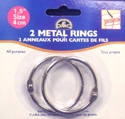 DMC1.5 Inch Metal Ring