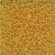 MH02039*Glass Seed Beads - Matte Maize