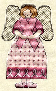 FREE Angel - Guardian Angel Pattern