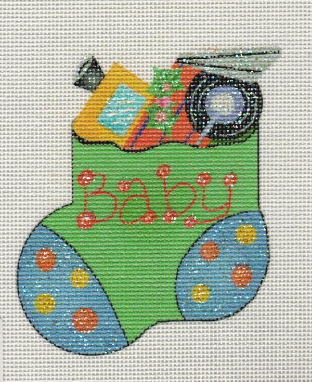 Baby Mini Stocking