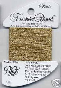 Petite Treasure Braid Thread