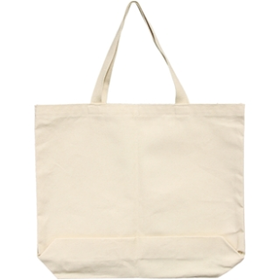"Bag - Large Canvas Tote Bag - 18"" x 16"""