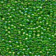 MH00167*Glass Seed Beads -Christmas Green