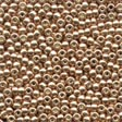 MH03039*Antique Glass Seed Beads -Champagne