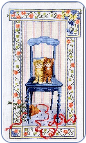 Cats Friends Cross Stitch