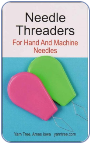 Color Wire Needle Threader