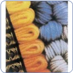 DMC Wool 8.7 yds
