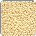 MH00123*Glass Seed Beads -Cream (SKU: MH00123)