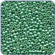 MH00561*Glass Seed Beads -Ice Green (SKU: MH00561)