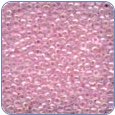 MH02018*Glass Seed Beads -Crystal Pink (SKU: MH02018)