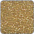 MH02019*Glass Seed Beads -Crystal Honey (SKU: MH02019)