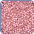 MH62033*Frosted Glass Seed Beads - Dusty Pink (SKU: MH62033)