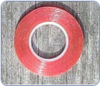 "Red Liner Treasure Tape 1/4"" (SKU: TTape14)"