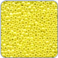MH00128*Glass Seed Beads -Yello (SKU: MH00128)