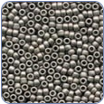 MH03008*Antique Glass Seed Beads -Pewter (SKU: MH03008)