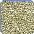 MH10028*Magnifica Glass Beads - Silver (SKU: MH10028)