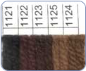 Waverly 100% Wool Yarn - 1121