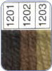 Waverly 100% Wool Yarn - 1201