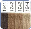 Waverly 100% Wool Yarn - 1241
