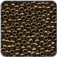 MH18221*Glass Beads Sz 8 - Bronze (SKU: MH18221)