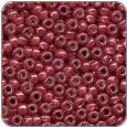 MH18820*Glass Beads Sz 8 -Persimmon (SKU: MH18820)