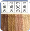 Waverly 100% Wool Yarn - 3091