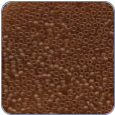 MH42034*Petite Glass Seed Beads - Matte Pumpkin (SKU: MH42034)