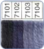Waverly 100% Wool Yarn -7101