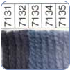 Waverly 100% Wool Yarn -7131