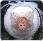 FREE Angel - Gemstone Angel Pattern