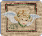 FREE Angel - Angel Ornament Pattern