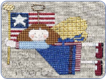 FREE Angel - Patriotic Angel Pattern