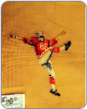 Football - Kicker - Pre-Stitched