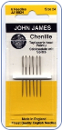 Chenille Needles Size 28 - John James