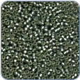 MH42036 Petite Glass Seed Beads - Bay Leaf